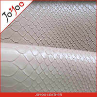 2016 imitate crocodile skin artificial leather for decorative, furniture / car /car seats