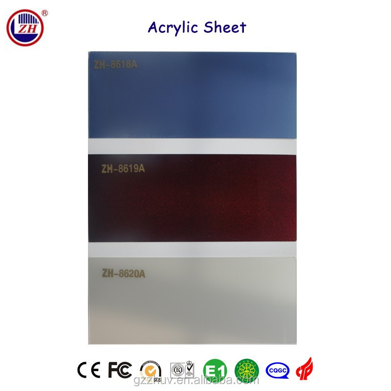 1mm thick heat resistant plastic acrylic sheet with favorable price