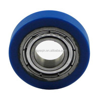 688ZZ PU wheel 688ZZ polyurethane pulley wheel