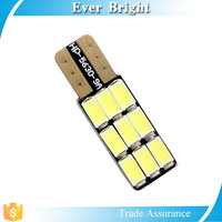 T10 Can bus led light Hottest Sale Super Car led light T10-5630-9SMD
