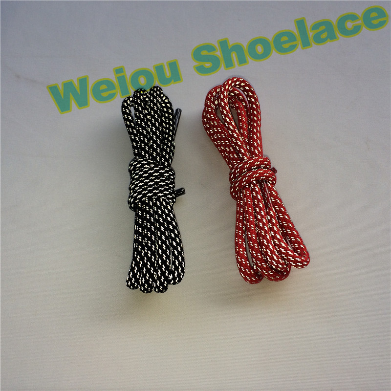 Weiou 3m football boot laces kith rope laces supply