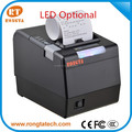 Rongta 80mm POS Thermal Receipt Printer with high printing speed of 300mm/s
