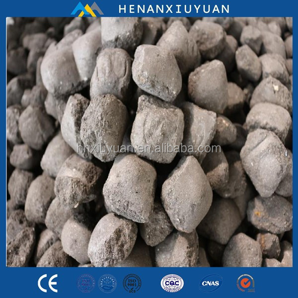 China Supplier Ferro silicon manganese FeSiMn Briquette