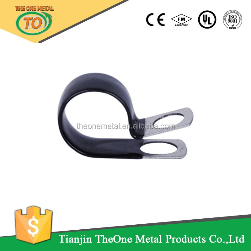 super price dippment lined aluminum cable clips