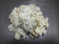 100% cotton yarn waste for cleaning glass and machine