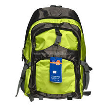 Fashionable cheapest Durable Traveling Nylon backpack rucksack bag