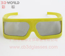 for imax cinema system circular polarized 3d glasses