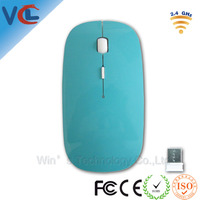Cheap wireless optical mouse with gracious design for promotional gifts