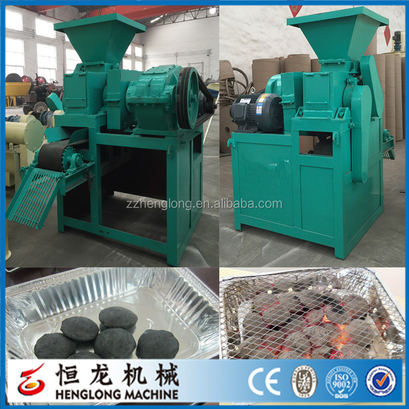 widely used dry powder ball pressing machine with high efficiency