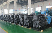 120KW marine harbour generating set