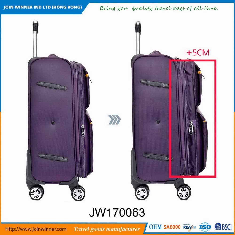 Most Favorable Leopard Print Luggage Set Of Good Service