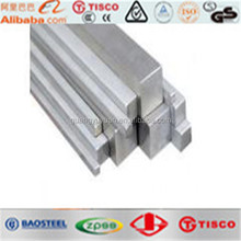 202 hot rolled stainless steel square bar