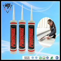 Free samples weatherproofing neutral anti mildew Silicone Sealant