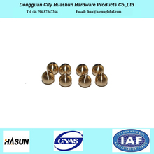 Customized high quality decorative hollpw copper ball/ brass balls