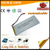 highest capacity 10000mah 9059156 3.7v Li-polymer Battery/lithium polymer battery/round li-ion battery 10000mah