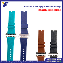 Wholesale Good Quality Rubber Watch Strap/Promotion WatchBand China
