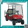 solar powered golf cart, CE approved 4 seat electric golf car, 2 rear foldable seat, EG2028KSZ,,