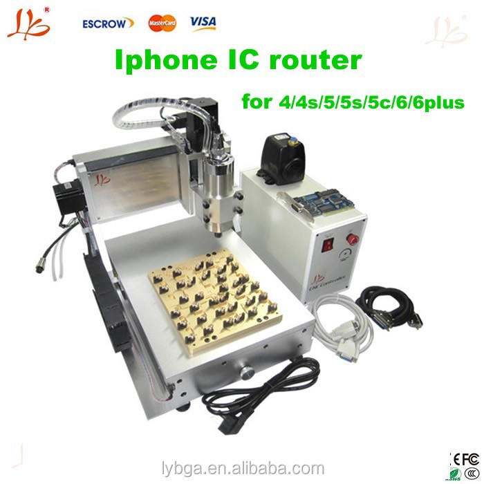 Newest 8 in 1 phone IC replacement machine for 4 /4s /5 /5s /5c /6 /6plus mainboard repair