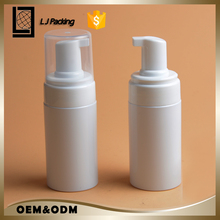 Mini empty plastic foam pump bottle with good looking