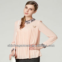 Fashion blouses 2013 new designs