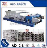 Large-span prestressed concrete hollow core slab machine