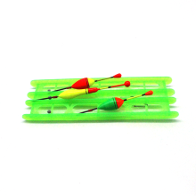 HIgh Quanlity Material 3PcsFishing Plastic Float Buoy Fishing Float
