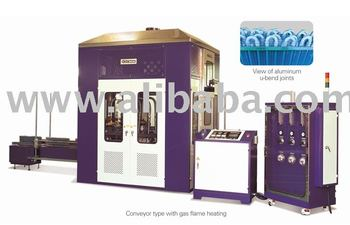 Aluminum Coil Brazing Machine