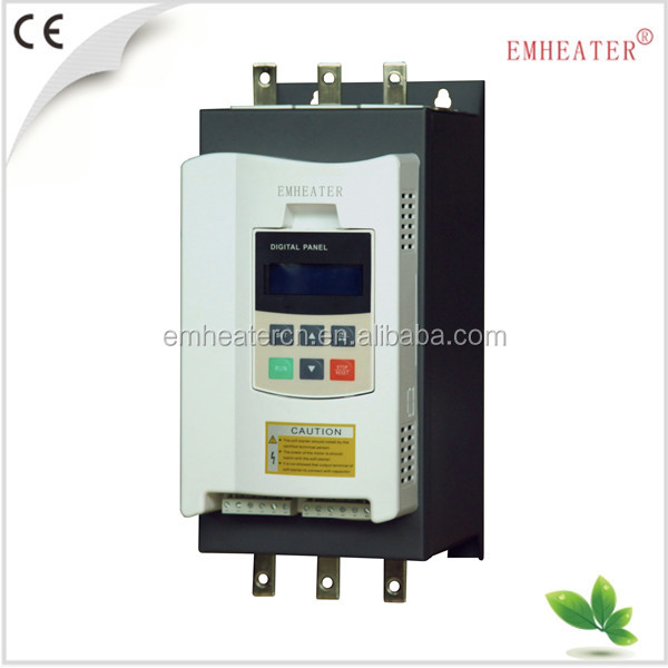3 phase motor soft starter for motor control, water pump soft motor starter, Low voltage soft starter for air compressor