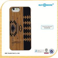 2015 hot ultra thin paint natural wood case cover For iphone 6s cover, for iphone 6 case