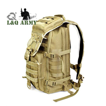 Army Molle Bug Out Bag Backpacks Rucksack for Outdoor Hiking Camping Trekking