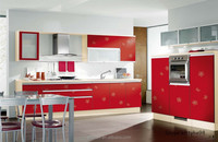 Zhihua kitchen cabinet trim and kitchen cabinet remodeling in China