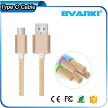 B2B Accessories Wholesale New USB Type C Cable USB 3.0 Flexible All In One USB Data Cable