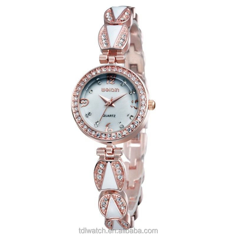 Newest Design Fancy Lady Wristwatch