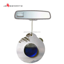 Promotion Eco-friendly Poppy Custom Hanging Car Air Freshener