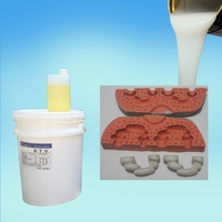 cheap price clear liquid silicone rubber for mold making