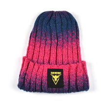 Brand quality gradient exclusive winter beanies hat