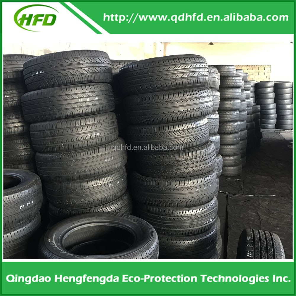 Wholesale Single or double or triple used tyres 20ft containers