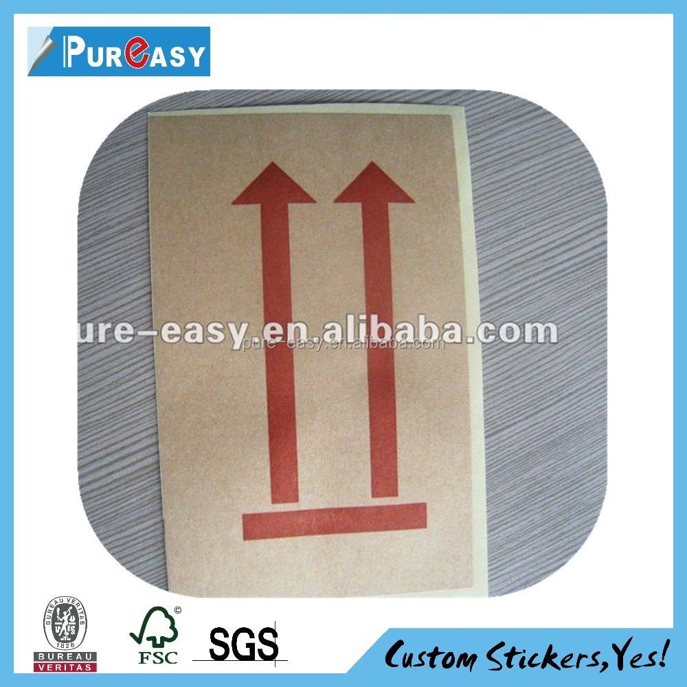 shipping label paper