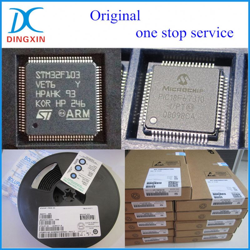 Original IC MCU 8BIT 8KB FLASH 32PLCC AT89LP828-JU