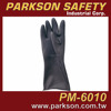 PARKSON SAFETY Taiwan Top Quality Black Rubber Household Industrial Cleaning Hand Protection Equipment Glove PM-6010