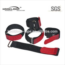 Elastic Book Helmet Hook And Loop Strap