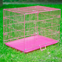 china wholesale custom iron dog cage/dog crate/dog kennel
