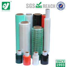HOT factory lldpe blue stretch film
