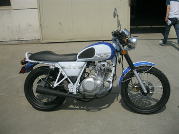 250cc classic concise motorcycle