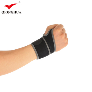 OEM Neoprene and Nylon Breathable Wrist support