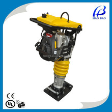HTR75L Locin 165F gasoline engine earth tamping rammer