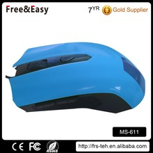 High precision 6D usb optical wired mouse