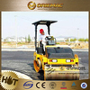 liugong 3.5ton changlin Double Drum Road Roller CLG6032III Vibratory Roller for sale