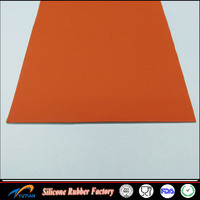 Food grade 1/16 inch thick silicone rubber sheet