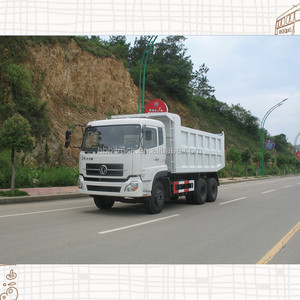 Dongfeng 6x4 capacity 25ton dump truck for sale cheap price